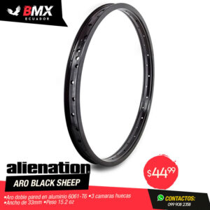 "AROS ALIENATION ""BLACK SHEEP"""
