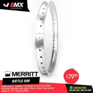 "AROS MERRITT ""BATTLE"""