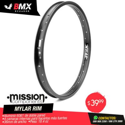 "ARO MISSION ""MYLAR"""