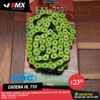 """CADENA KMC """"HL 710"""""""