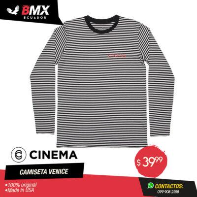 CAMISETA CINEMA «VENICE»