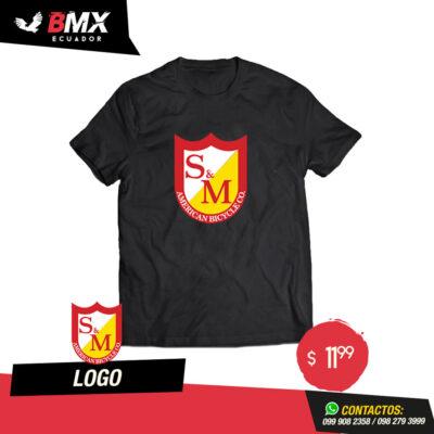 CAMISETA S&M «LOGO»
