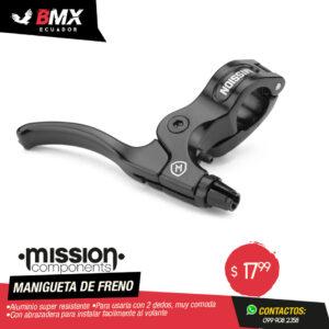 MANIGUETA DE FRENO MISSION