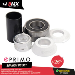 SPANISH BB SET PRIMO 22mm