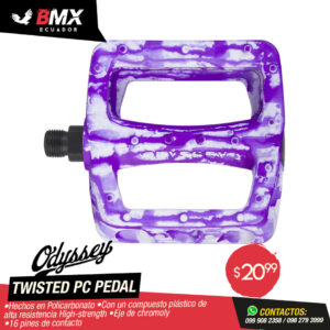 """PEDALES ODYSSEY """"TWISTED PC"""""""