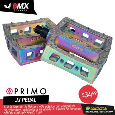 """PEDALES PRIMO """"JJ"""" (TORNASOL)"""