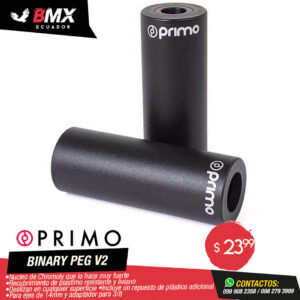 "PEG PRIMO ""BINARY V2"""