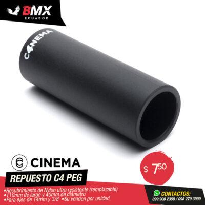 REPUESTO DE PEG CINEMA «C4»