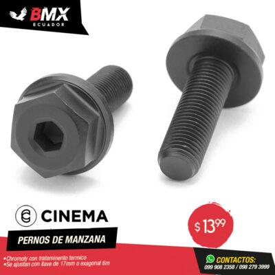 PERNO DE MANZANAS DELANTERAS CINEMA