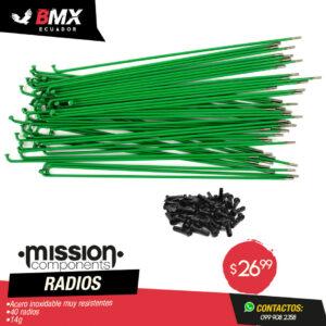 RADIOS MISSION