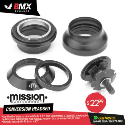 """HEADSET MISSION """"CONVERSION"""""""