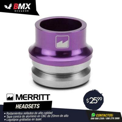 HEADSET MERRITT