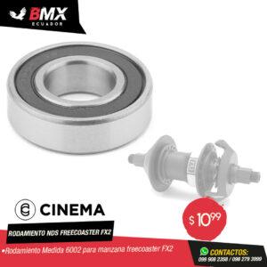 RODAMIENTO NDS FREECOASTER FX2 CINEMA