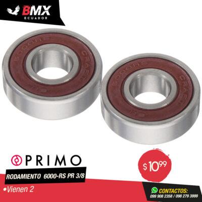RODAMIENTO 6000-RS PR3/8 PRIMO