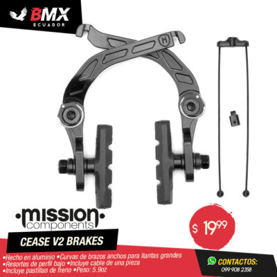 FRENO MISSION  V2