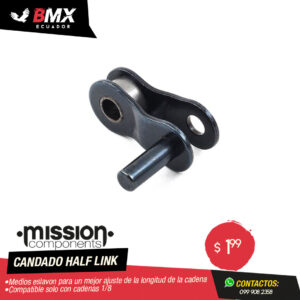 CANDADO HALF LINK MISSION
