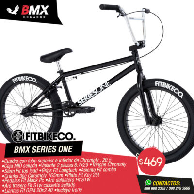 BICICLETA FIT SERIES ONE MD