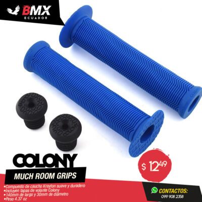 COLONY MUCH ROOM GRIPS