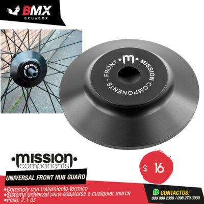 HUBGUARD MISSION DELANTERO