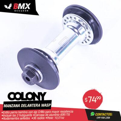 MANZANA DELANTERA COLONY WASP HP