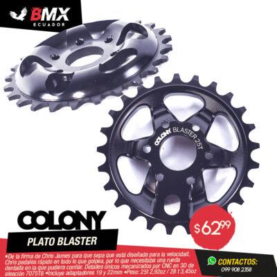 PLATO COLONY BLASTER