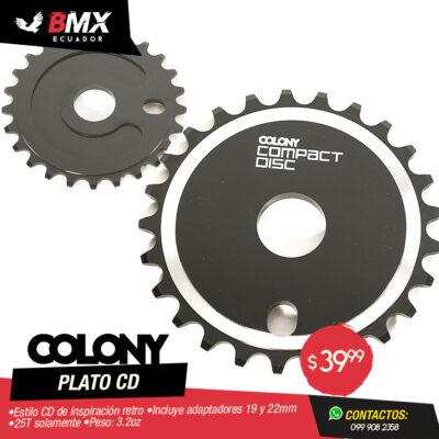 PLATO COLONY CD