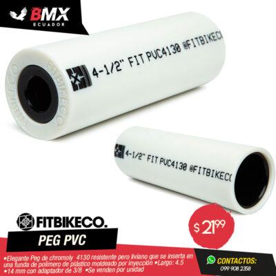 PEG FIT BIKE CO PVC